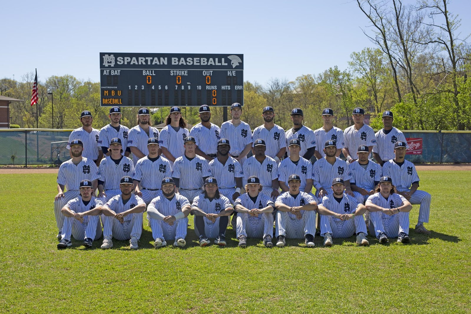 2019 Baseball Roster - MBU Athletics